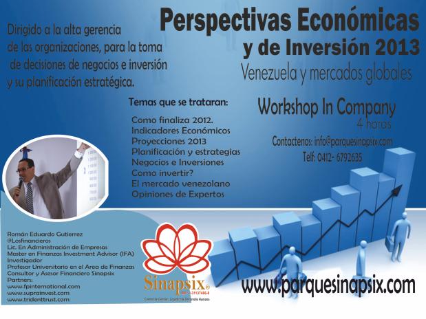 Perspectivas Financieras 2013