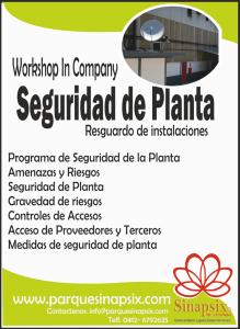 seguridad en planta