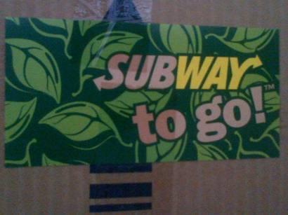 Revisión Caja de Subway